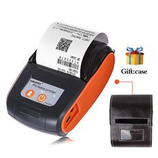 Mini, wirelessprinter, usb, portableprinter