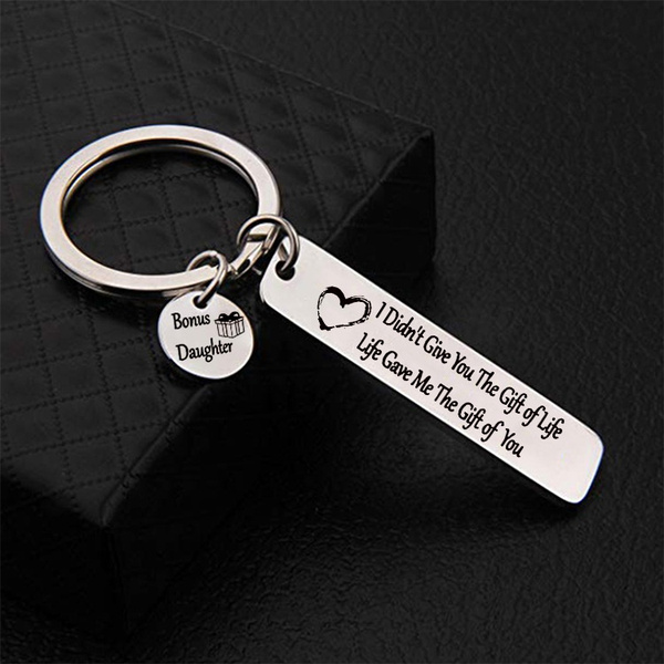 daughtergift, Key Chain, Gifts, Mother