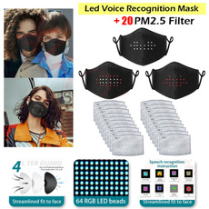 led, blackmask, dustmask, Music