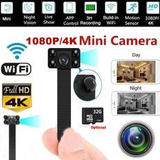 Mini, Spy, ipcamerawifi, Camera
