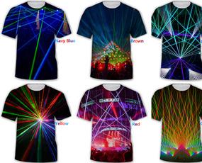 Summer, theme, Laser, Tops