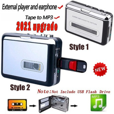 tapecassette, cassetteconverter, cassettetapetomp3converter, Earphone