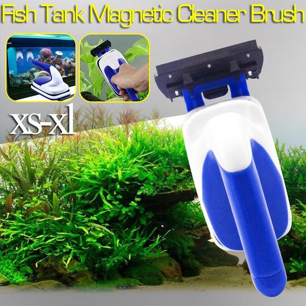 algaecleaner, Tank, Glass, cleaningbrush