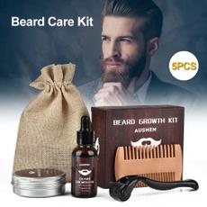 beardgroomingkit, beardcombbalm, beardroller, Gifts