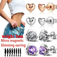 weightlossearring, Sterling, Fitness, Fashion
