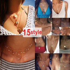 Fashion, Cross necklace, Cross Pendant, Simple