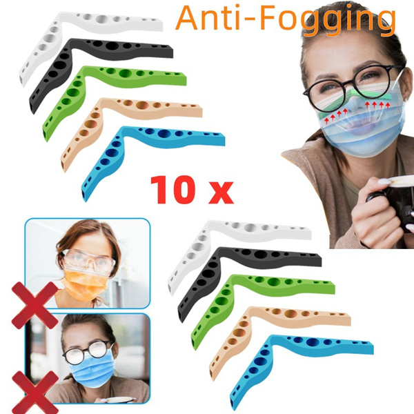maskaccessorie, masknoseclip, antifog, Breathable