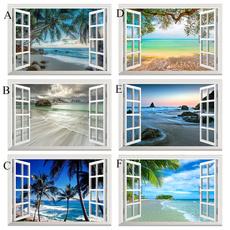 removablewaterproofdoordecal, selfadhesivepvc, pvcwaterproof, Stickers