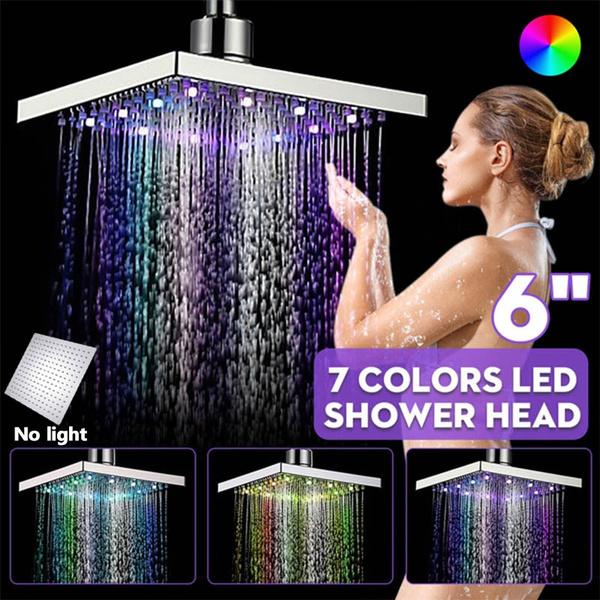 Steel, Shower, Bathroom, topsprayer