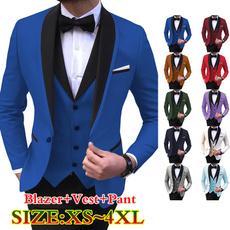 Blues, Tuxedos, Men, Casual