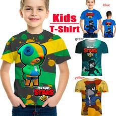 Fashion, kids clothes, kids3dtshirt, short sleeves