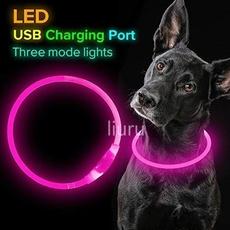 puppy, led, usb, Battery