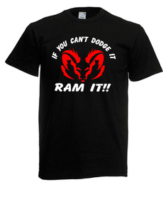Dodge, Funny, cant, Shirt