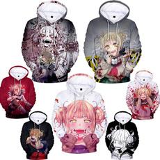3D hoodies, myheroacademia, Fashion, Sweatshirts