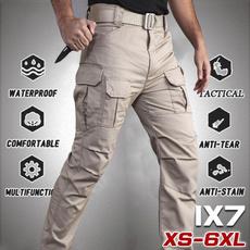 Plus Size, Waterproof, combatpant, pants