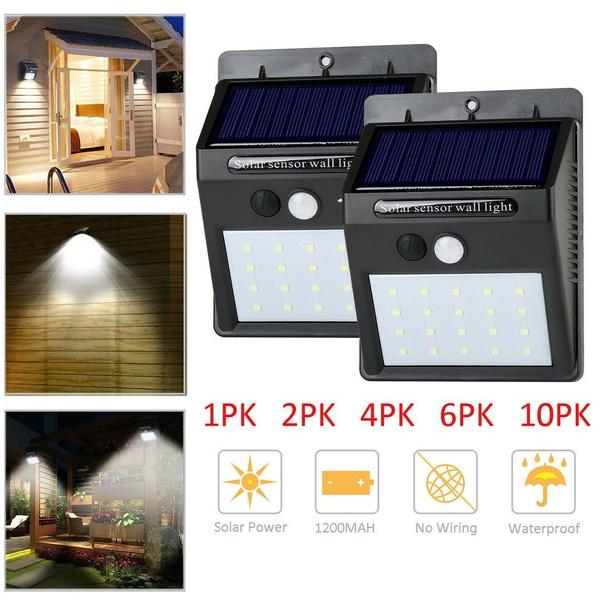 sconcewalllamp, Outdoor, led, Garden
