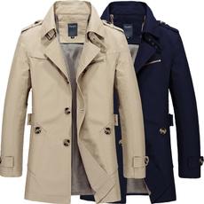 men coat, Plus Size, Spring/Autumn, coatsampjacket