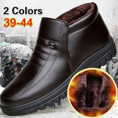 dress shoes, cottonpaddedshoe, Fashion, Winter