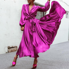 gowns, Club Dress, Plus Size, sleeve dress