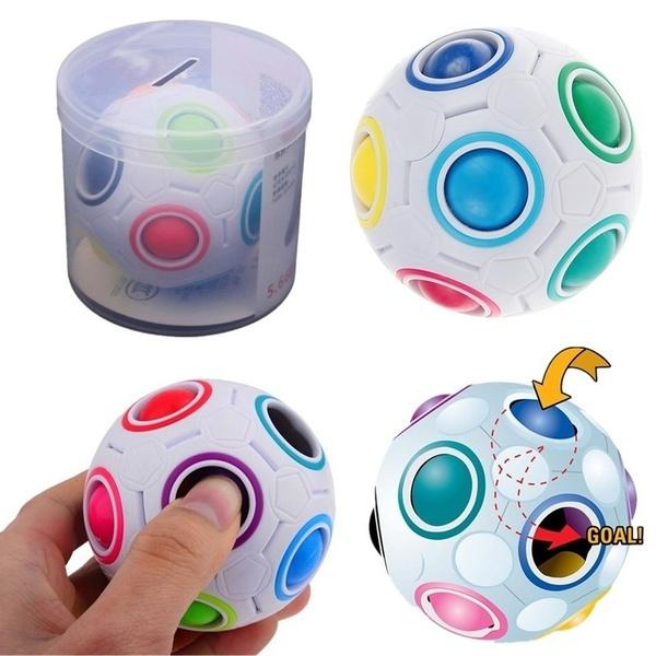 rainbow, Toy, Magic, fingertoy