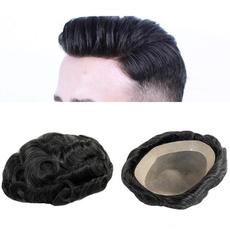 wig, menshairwig, mentoupeehumanhair, toupeeformen