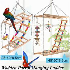 parrotladder, Toy, petbirdbridge, parrottoy