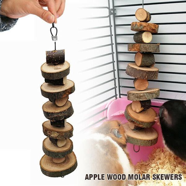 cleaningteeth, applewoodstick, chewtoy, Apple