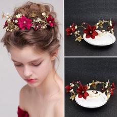 haircomb, hair jewelry, gold, Hair Band