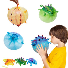 Funny, blowing, smash, Inflatable