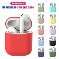 case, Earphone, Silicone, Cover
