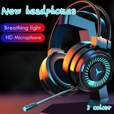 Headset, Video Games, led, breathinglamp