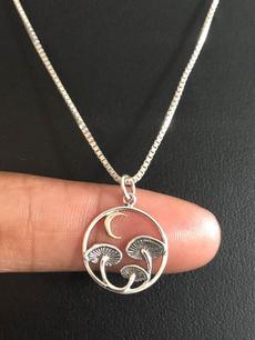 giftforwomanorgirl, celestialjewelry, Jewelry, Mushroom