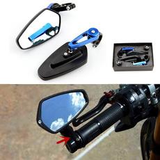 rearviewmirror, sidemirror, barendmirror, blackmotorcyclemirror