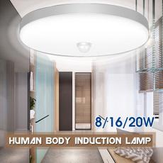 led, lights, bodyinductionlamp, Interior Design