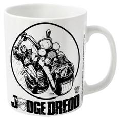 judge, Mug, 2000ad, boxed