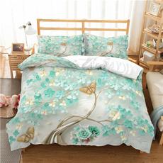 beddingkingsize, Flowers, beddingdoublebed, beddingsetkingsize