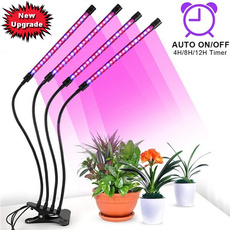 Plants, led, Garden, lights