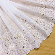 Trim, lace trim, cottoncloth, Encaje