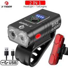 Flashlight, safelybikelight, Rechargeable, Cycling