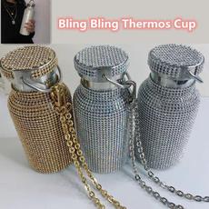 Steel, Bottle, Bling, winterwaterbottle
