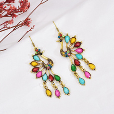 peacock, Jewelry, Gifts, Ethnic Style