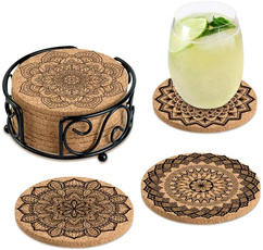 coastercushion, Coasters, Home & Living, Furniture & Decor