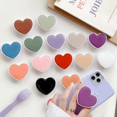 Heart, popsocket, phone holder, Gifts
