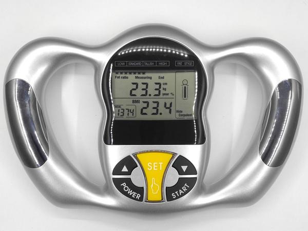 analysi, measuringinstrument, bodyfat, hand