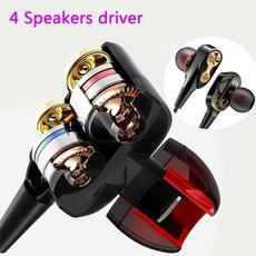 35mmearphone, Earphone, Bass, dualdriverearphone