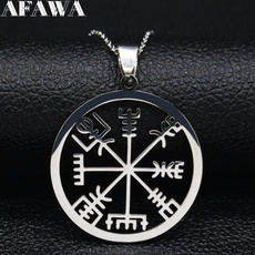 Steel, celtsethnicjewelry, Men  Necklace, Jewelry