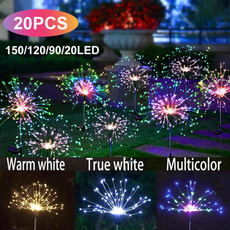 Outdoor, fireworklight, Garden, Waterproof