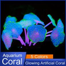 colorfulcoral, aquariumdecor, siliconecoral, decorationornament