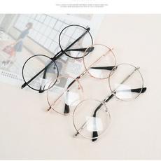 eye, Vintage, roundglasse, Metal