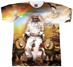 And, rastafari, Fashion, Shirt